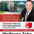 Wolfgang Zahn – Dagegen habe ich mich stark gemacht