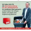 Wolfgang Zahn – Abfallgebühren